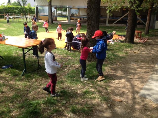 La Scuola dell'Infanzia di Roncadelle in visita a Futura